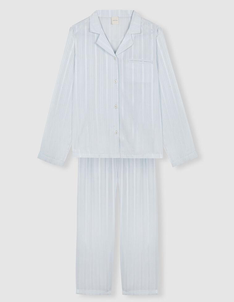 Conjunto Pijama azul