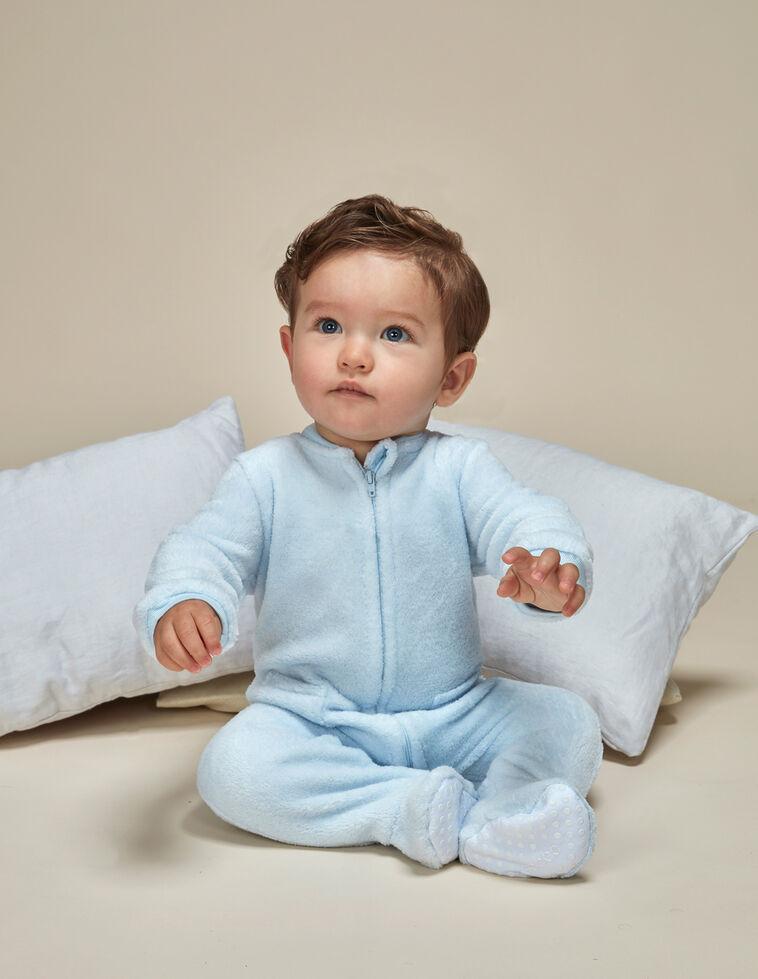 Pijama Saco com Fecho