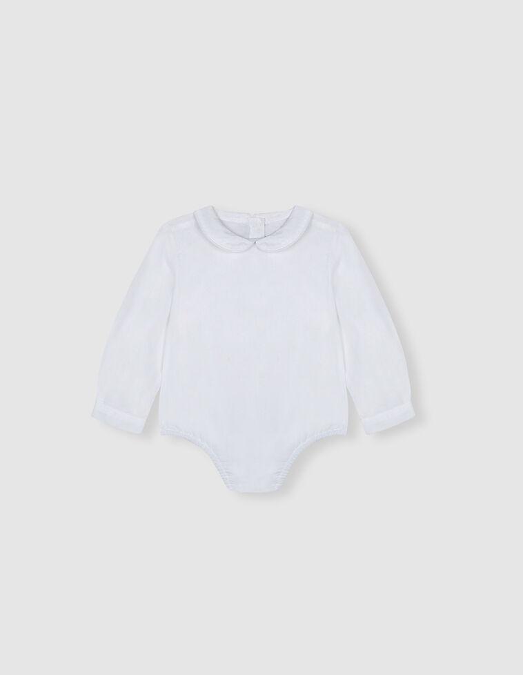 Camisa Body branca