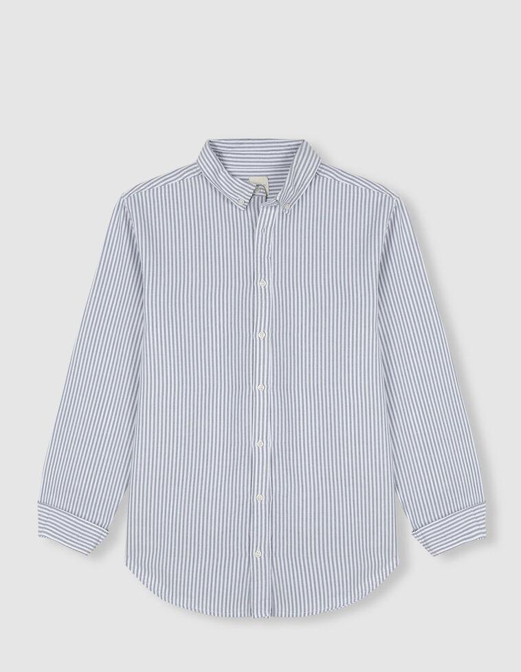 Camisa Oxford de