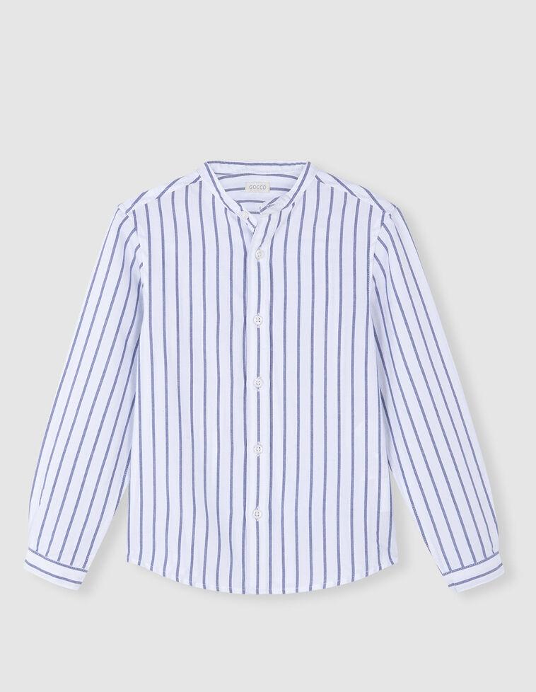 Camisa mao rayas