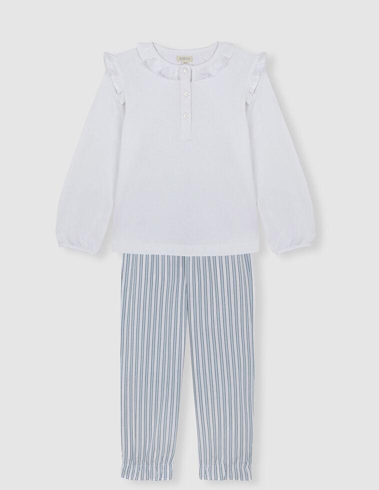 Pijama Calça em Popelina