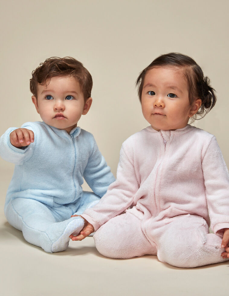 Pijama saco Gola mao