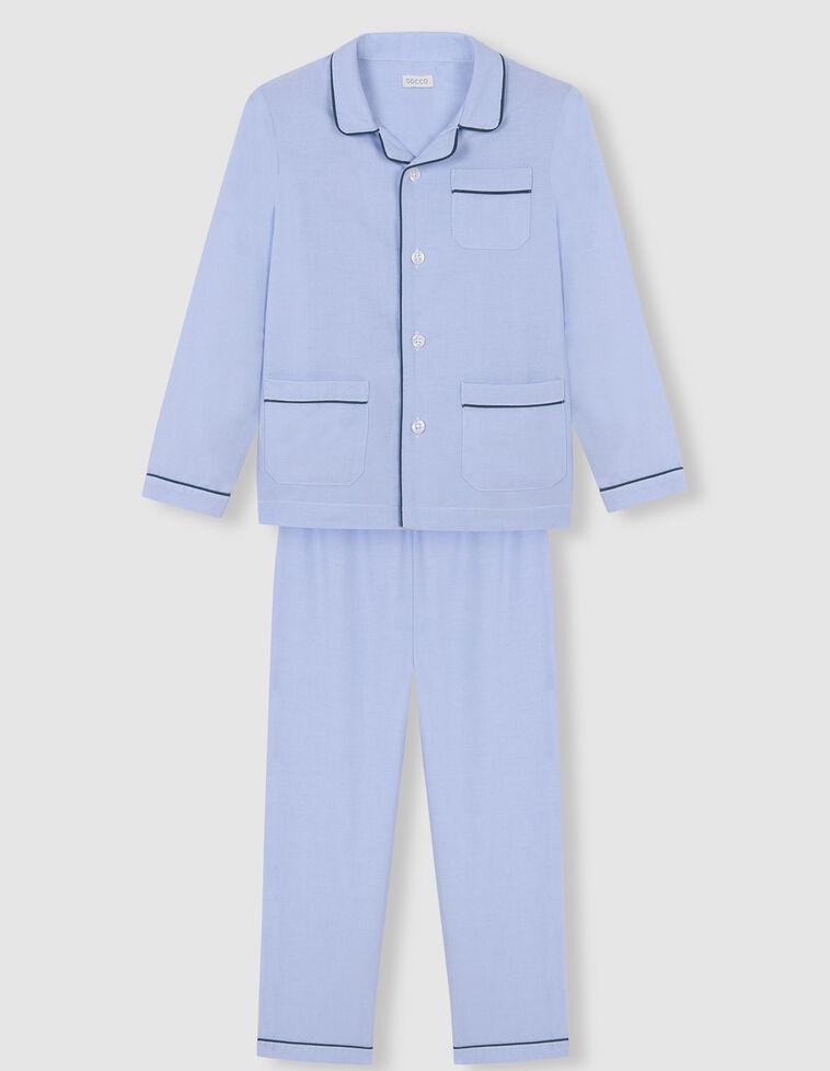 Pijama Oxford