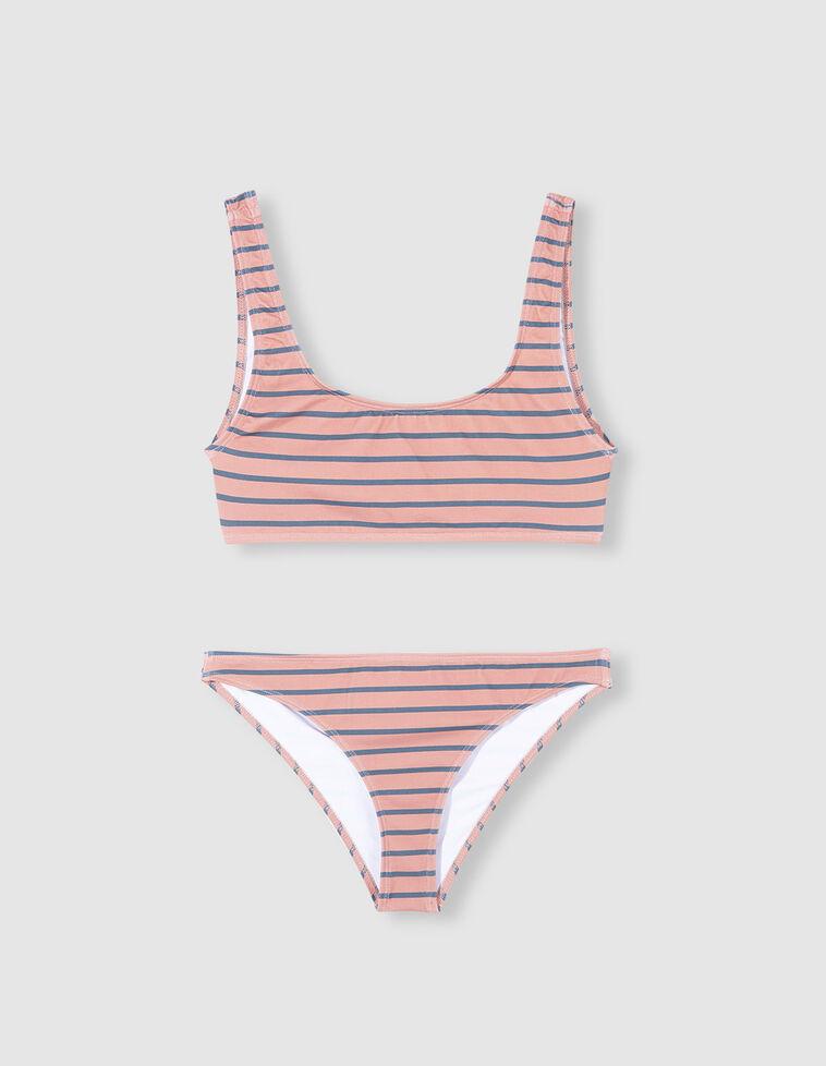 Bikini rayas