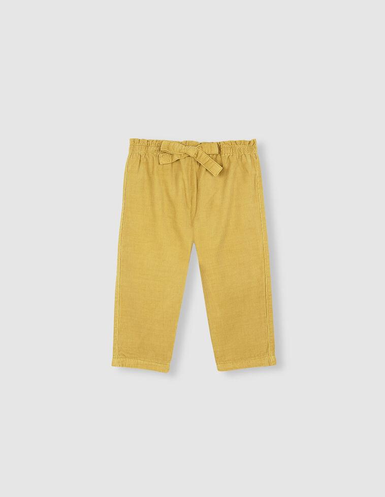 Pantalón gomas lima