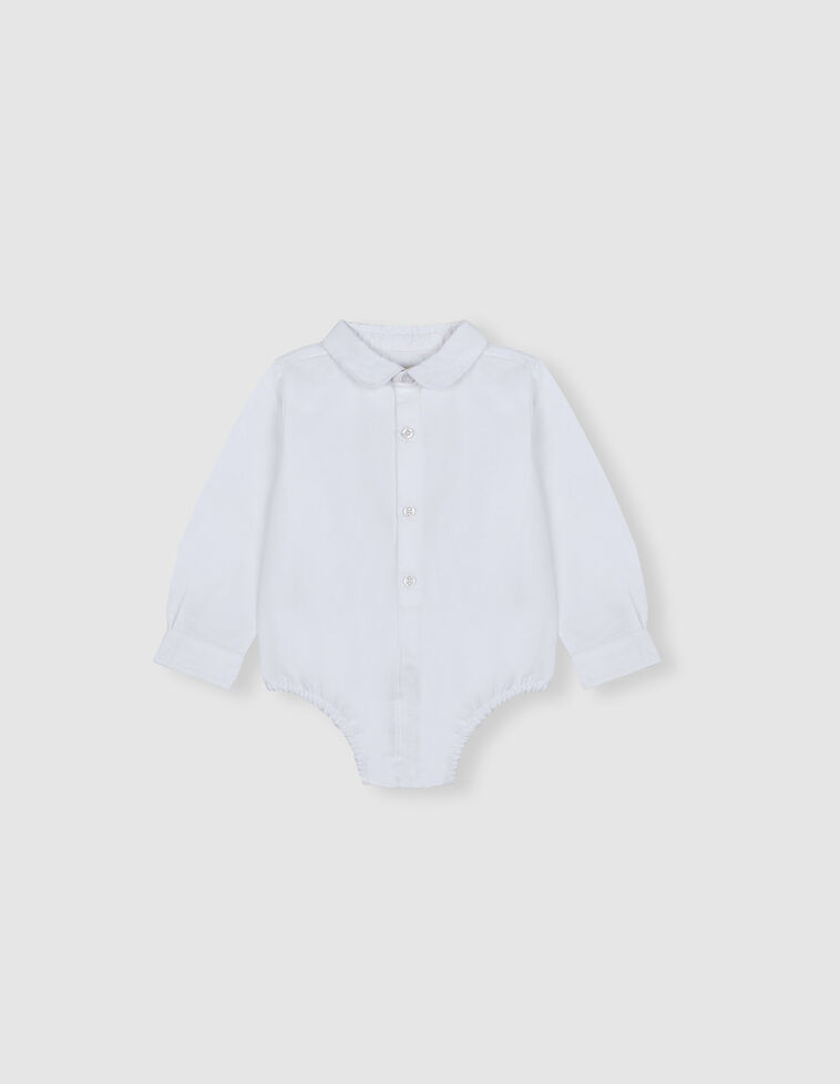 Camisa Body Oxford