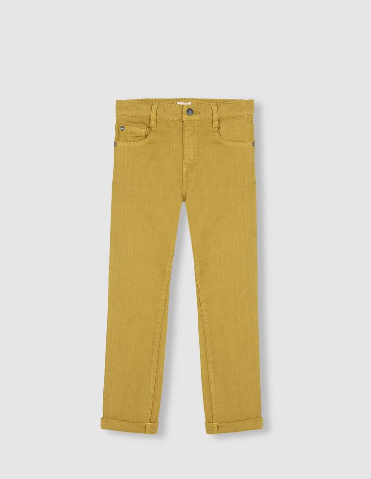 Pantalón cinco bolsillos lima