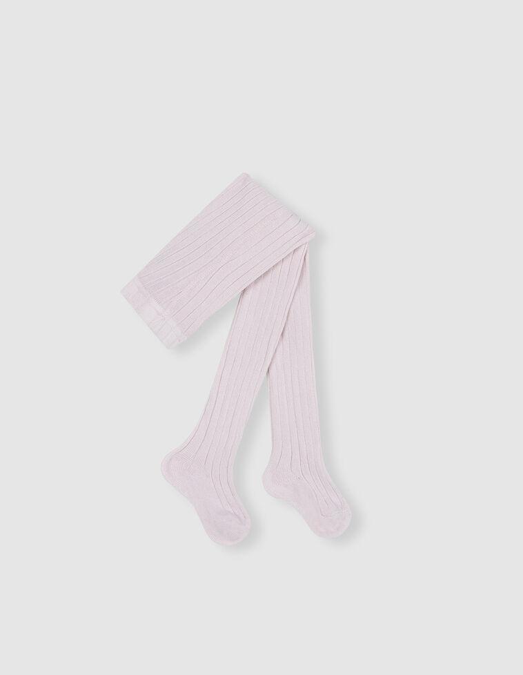 Meia-calça Canelada