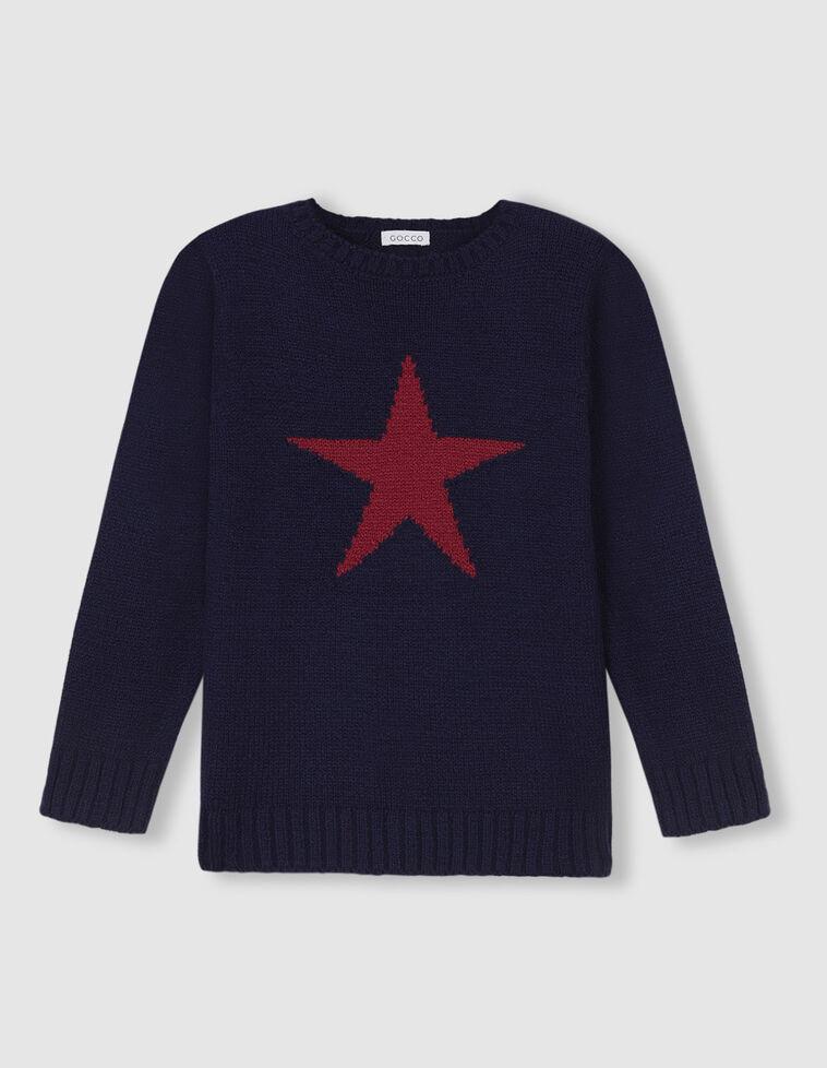 Camisola de estrela fresca