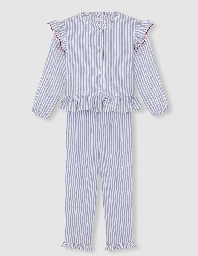 Pijama riscas Picotina