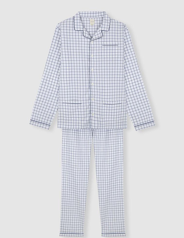 Pijama Xadrez com